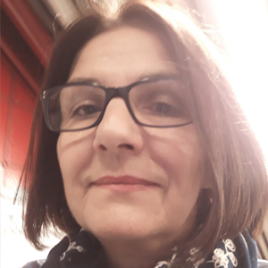 Mihaela Bonatiu, EAWO Delegate